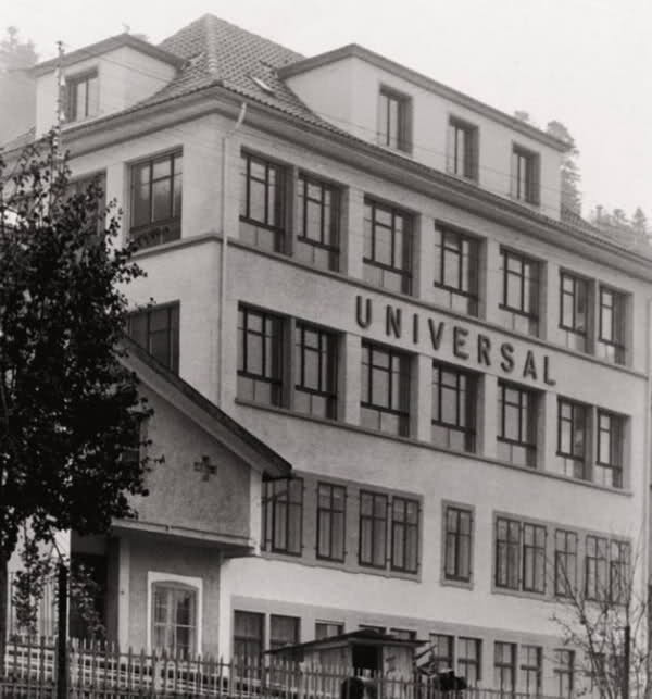 The new factory in Les-Ponts-de-Martel