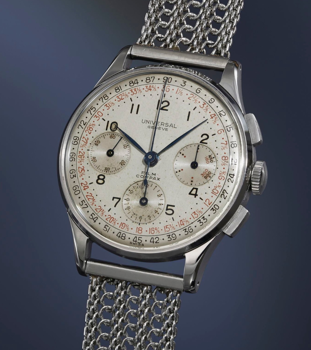A steel Film-Compax ref. 22522 by @Phillips