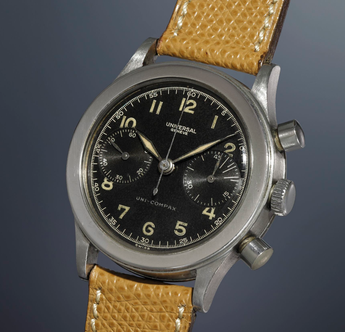 An early waterproof Uni-Compax ref. 7065 by @Phillips